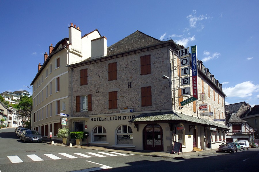 Aveyron lodging: 35 rooms - reception of the groups