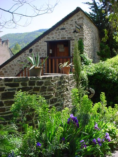 Hotel with sauna - Aveyron - France