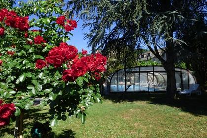 Hotel avec jardin exotique - Aveyron