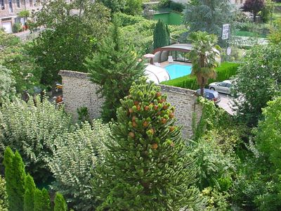 Rent with heated swimming pool - Entraygues-sur-Truyère