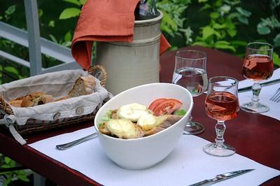 Restaurant à Entraygues - Aveyron