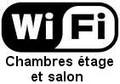 Hotel avec accès WIFI gratuit