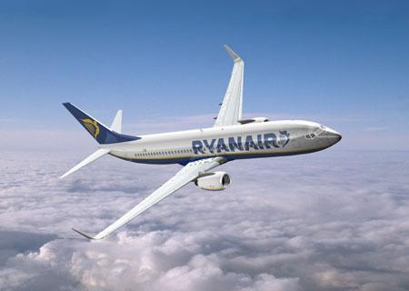 Vol Londres Rodez avec Ryanair - Aéroport Rodez Marcillac - Aveyron - France