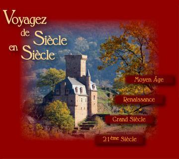 Château de la Servayrie à Mouret - Aveyron - France