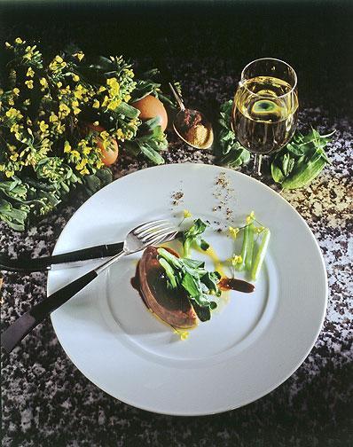 Recette du Foie gras - Aveyron