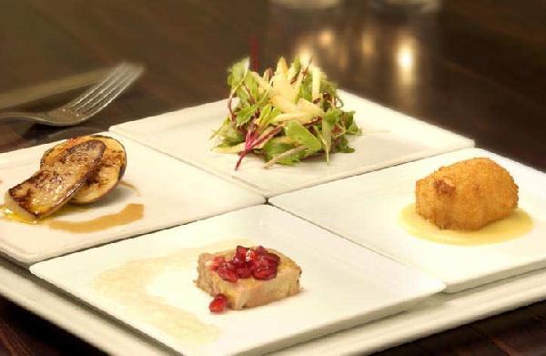 Foie gras � toutes les sauces - Aveyron