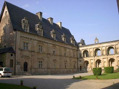Chateau Renaissance de Bournazel - Rignac - Aveyron