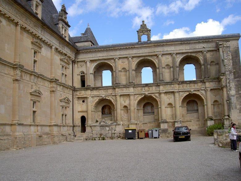 Château de Bournazel en Rouergue