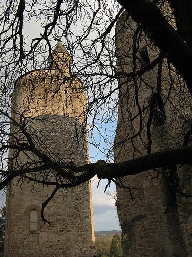 Forteresse médiévale de Bournazel