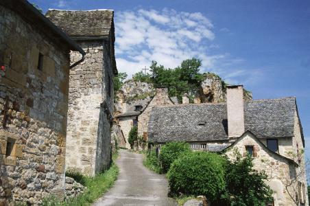Rodelle - Aveyron - France