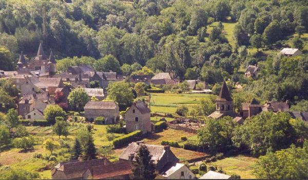 Salles la Source - Aveyron - France