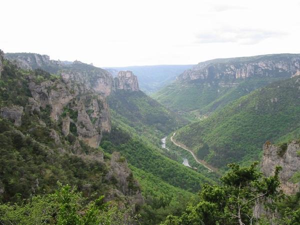 Canyon du Tarn - Aveyron - France