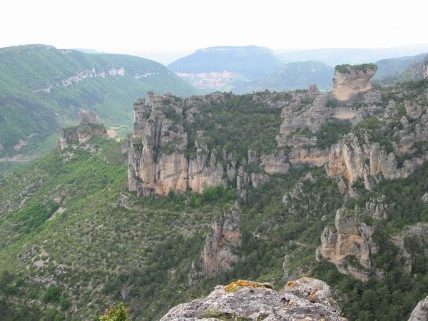La source du Tarn au Mont Lozère