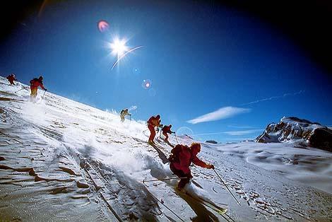 Ski de fond, raquettes ou randonnées à Laguiole - Aveyron
