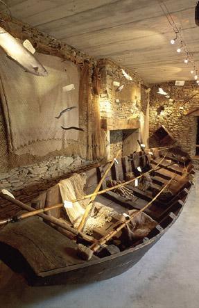 Maison de la rivière Olt: musée du Lot - Aveyron