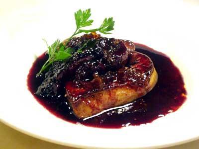 Recette du foie gras frais poêlé aux figues
