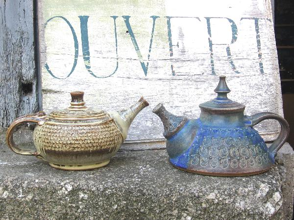 Aveyron  : Poterie du Merle