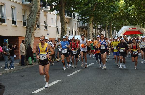 Aveyron - Millau - 100 km