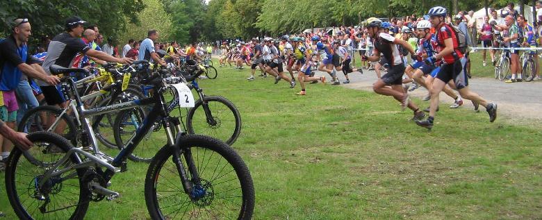 RandoRallye VTT et course pédestre de Nauviale