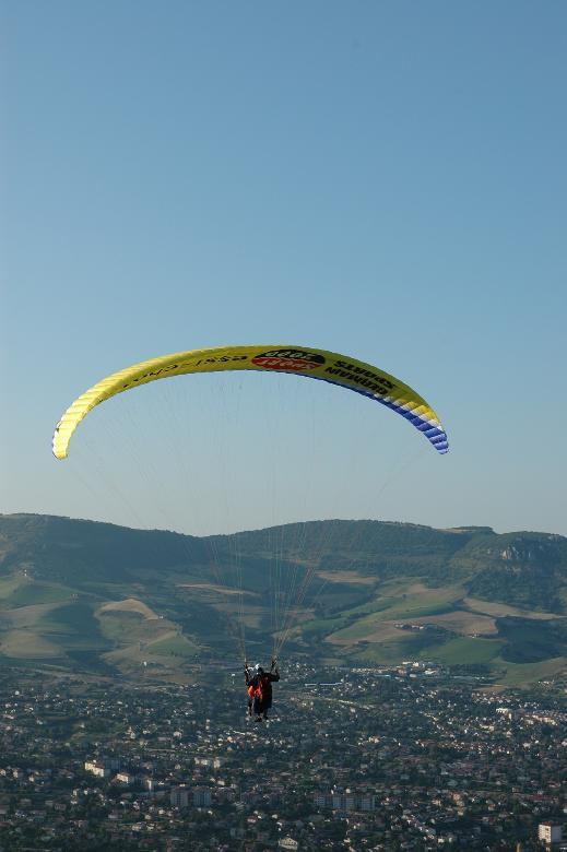 Challeng' Aveyron Aventure parapente