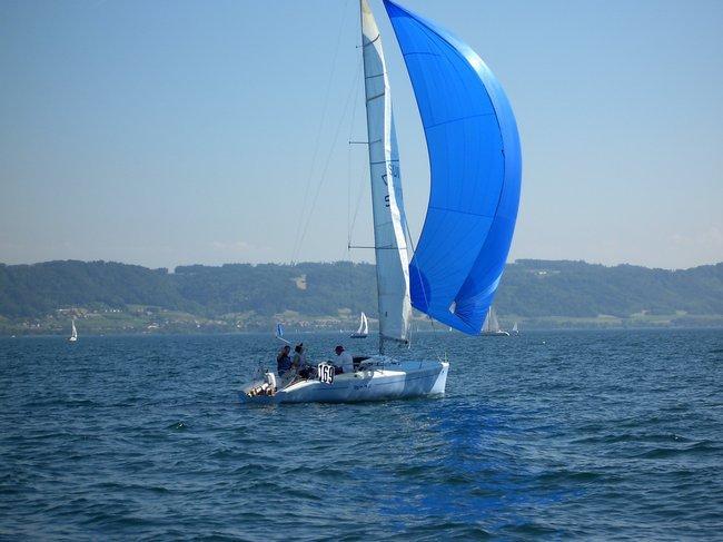 Le centre de yachting à voile de Pareloup