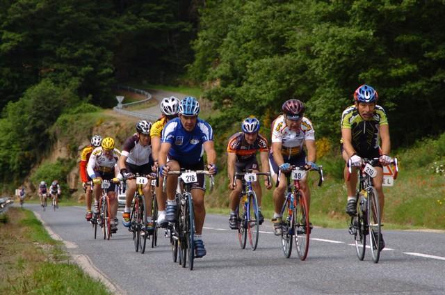 Cyclosportive Octogonale en Aveyron