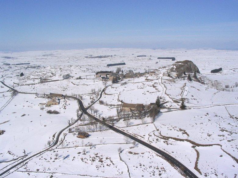 Station de ski de Nasbinal