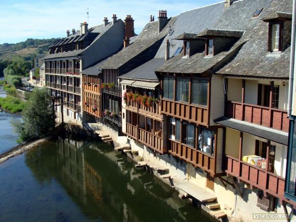 Les anciennes tanneries - Espalion - Aveyron