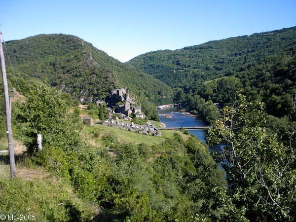 Brousse-le-Château entre Tarn et Alrance