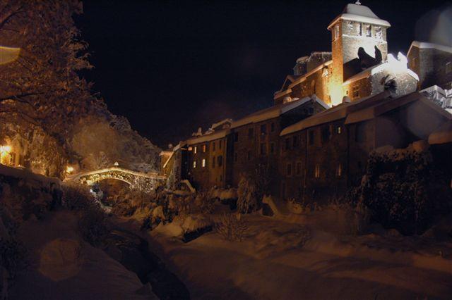 Chateau des seigneurs d'Arpajon