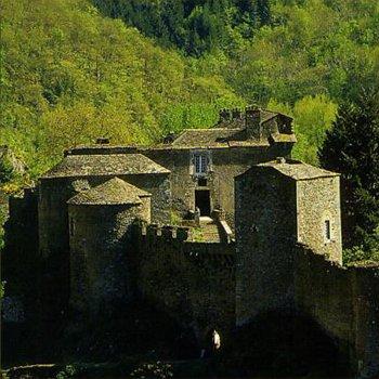 Château des comtes du Rouergue