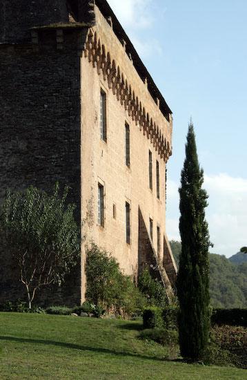 Château de Brousse, monument historique