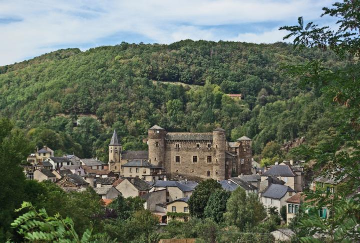 Village de Coupiac - Aveyron