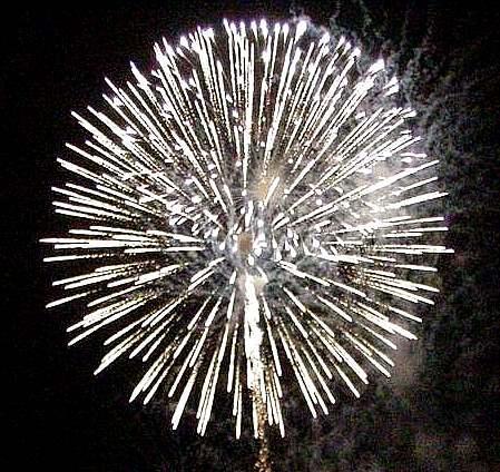 Le Festival International de Pyrotechnie � Decazeville