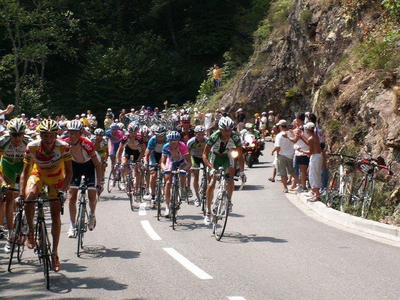 Le Tour de France en Aveyron