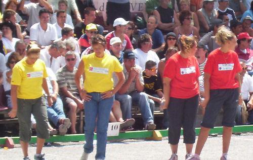 Concours de pétanque Millau Aveyron