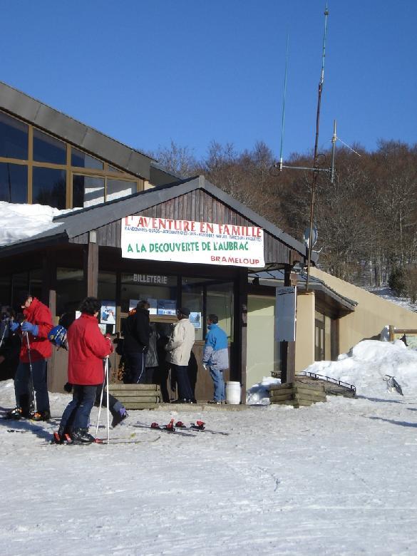 Station de ski de Brameloup