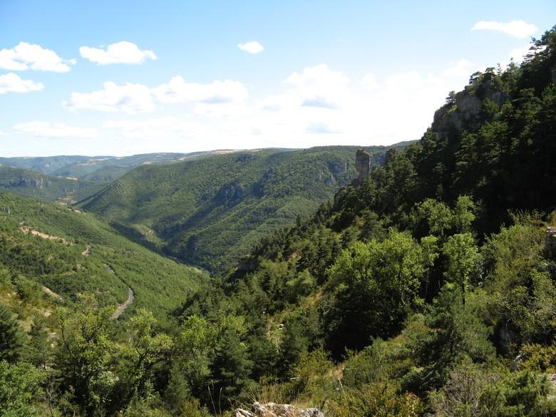 Vallée de la Dourbie - Aveyron
