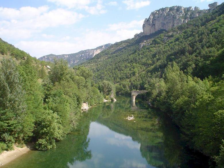 Les Gorges de l'Aveyron de Villefranche-de-Rouergue � Najac