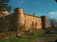 Château d'Esplas à Rebourguil  Aveyron