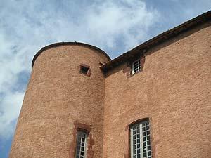 Château d'Esplas à Rebourguil - Aveyron