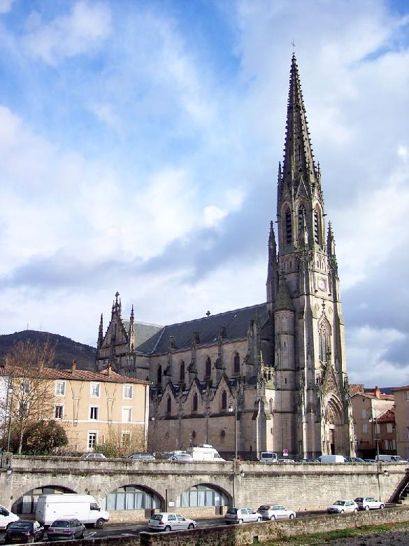 Eglise Notre-Dame de Misericorde à St Affrique