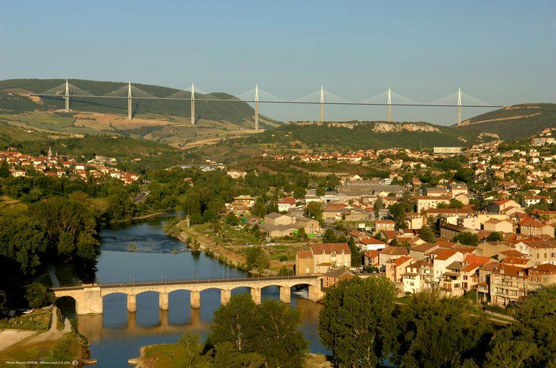 Millau, capitale de l�industrie ganti�re