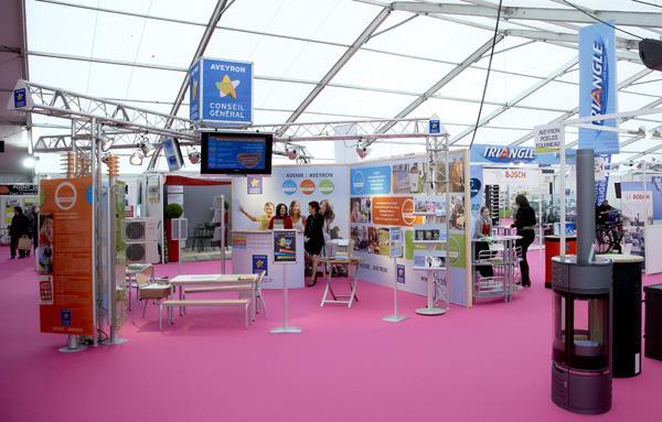 Sport-Expo organise une Foire Exposition Régionale à Rodez