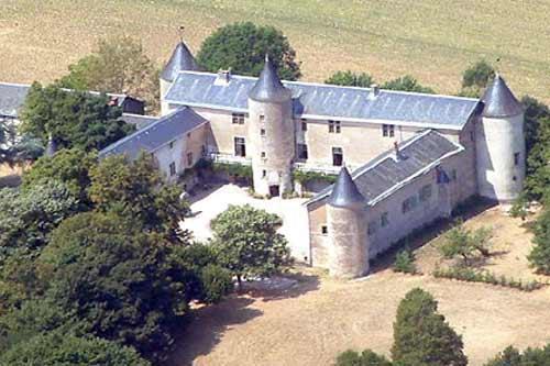 Château de Fayet - Aveyron