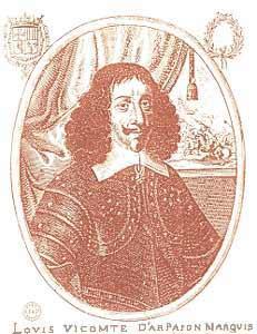 Louis d'ARPAJON
