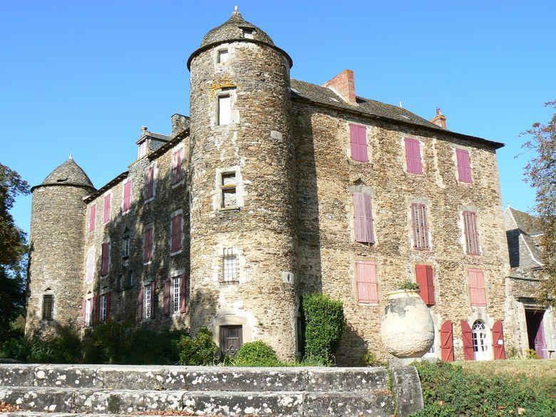 Château du Bosc - Demeure familiale du peintre Henri de Toulouse-Lautrec