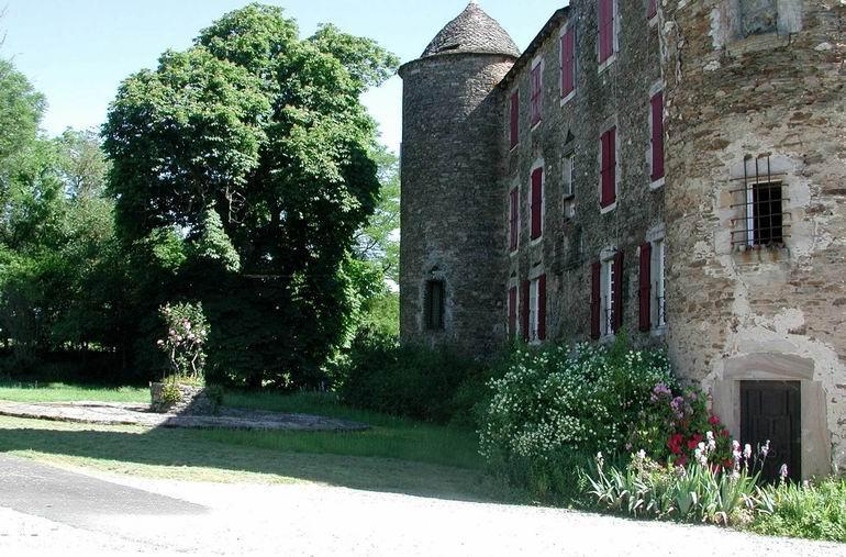 Château du Bosc - Ancienne forteresse féodale