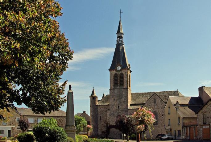 Naucelle - Eglise Cistercienne Saint-Martin de Naucelle - Aveyron