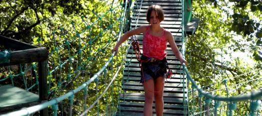 Canyonning - Via ferrata - Via corda, Escalade - Spéléo - Saut à l'élastique - Parcours dans les arbres<br>Canoe-kayak - Randonnée aquatique - Vol libre - V.T.T.